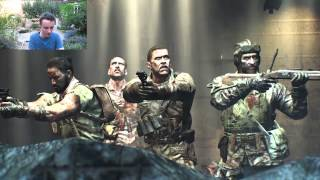 Origins Intro Cutscene Live ReactionFirst Thoughts Black Ops 2 Zombies Apocalypse DLC