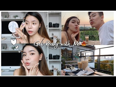 easy-date-makeup-&-vlog-🍁- -erna-limdaugh