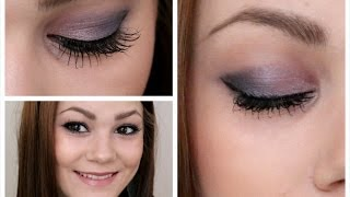 Chit Chat GRWM | Dramatic Purple Smokey Eye