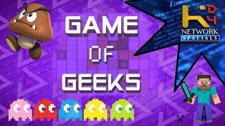 Game of Geeks!