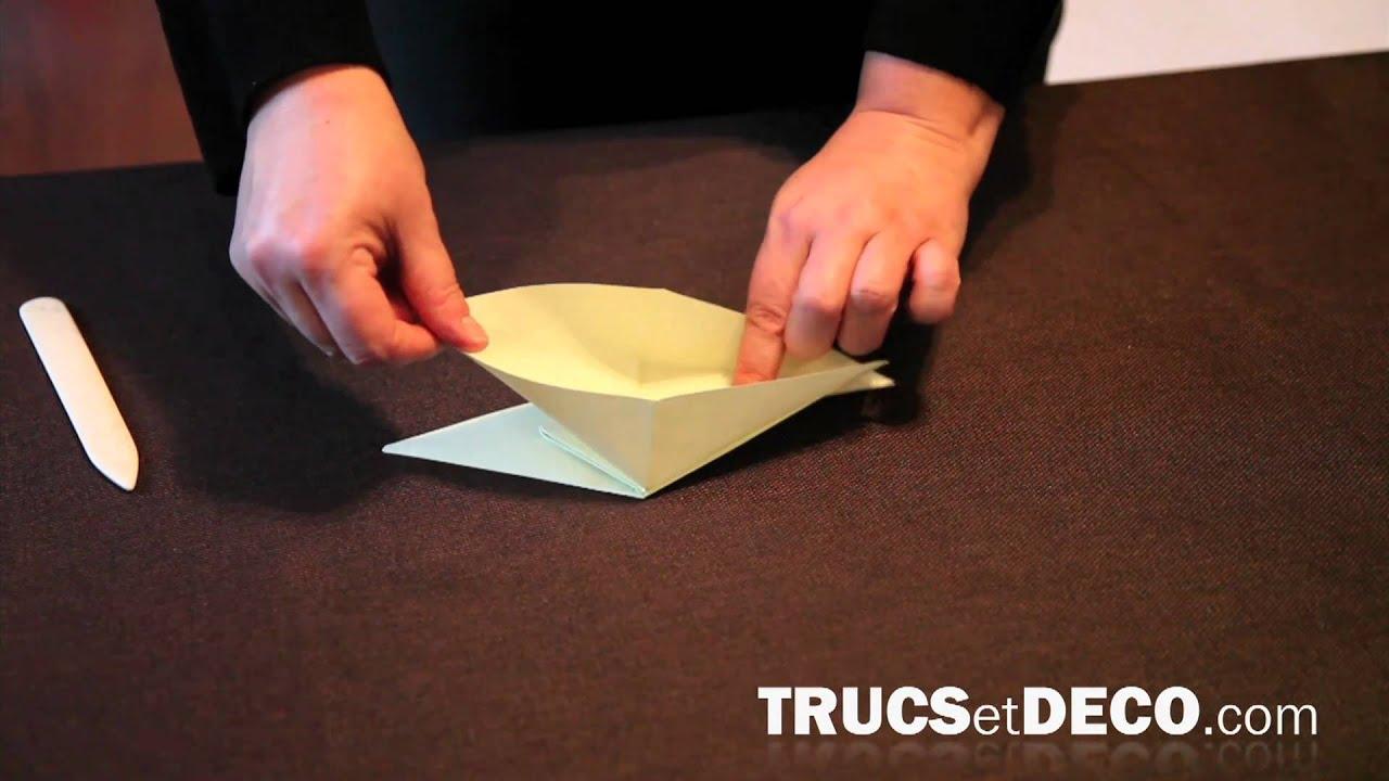 tuto origami grue youtube