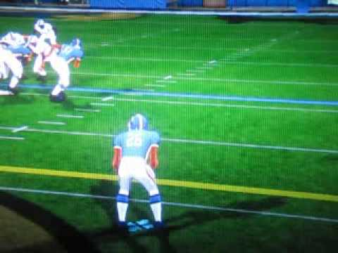 Pitch WIth All Pro Football To Compare To Madden 2009 Fixed In 2010?