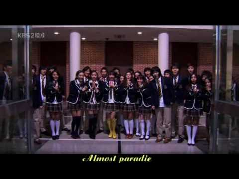 Opening Of Boys Over Flowers [ Paradise by T-Max ]