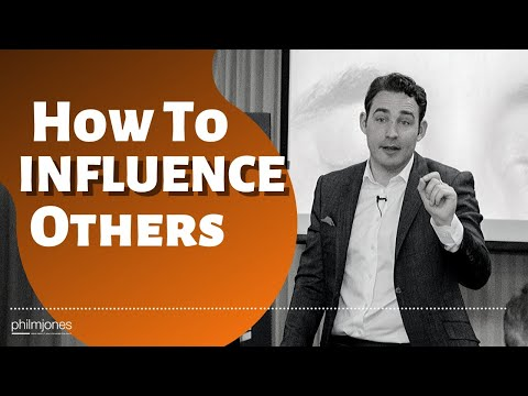 Phil M Jones - Influence - Exactly What to Say Mp3
