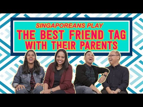 How Well Do You Know Your Parents? | Best Friend Tag - TSL Special