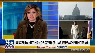 Cruz on Fox News SLAMS Dems' Impeachment Sham & Obama Admins' Legacy of DOJ & FBI Abusing Its Power