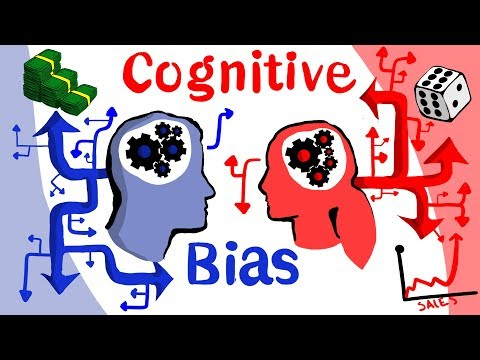 How to use the 25 Cognitive Biases to Make More Money in Sales