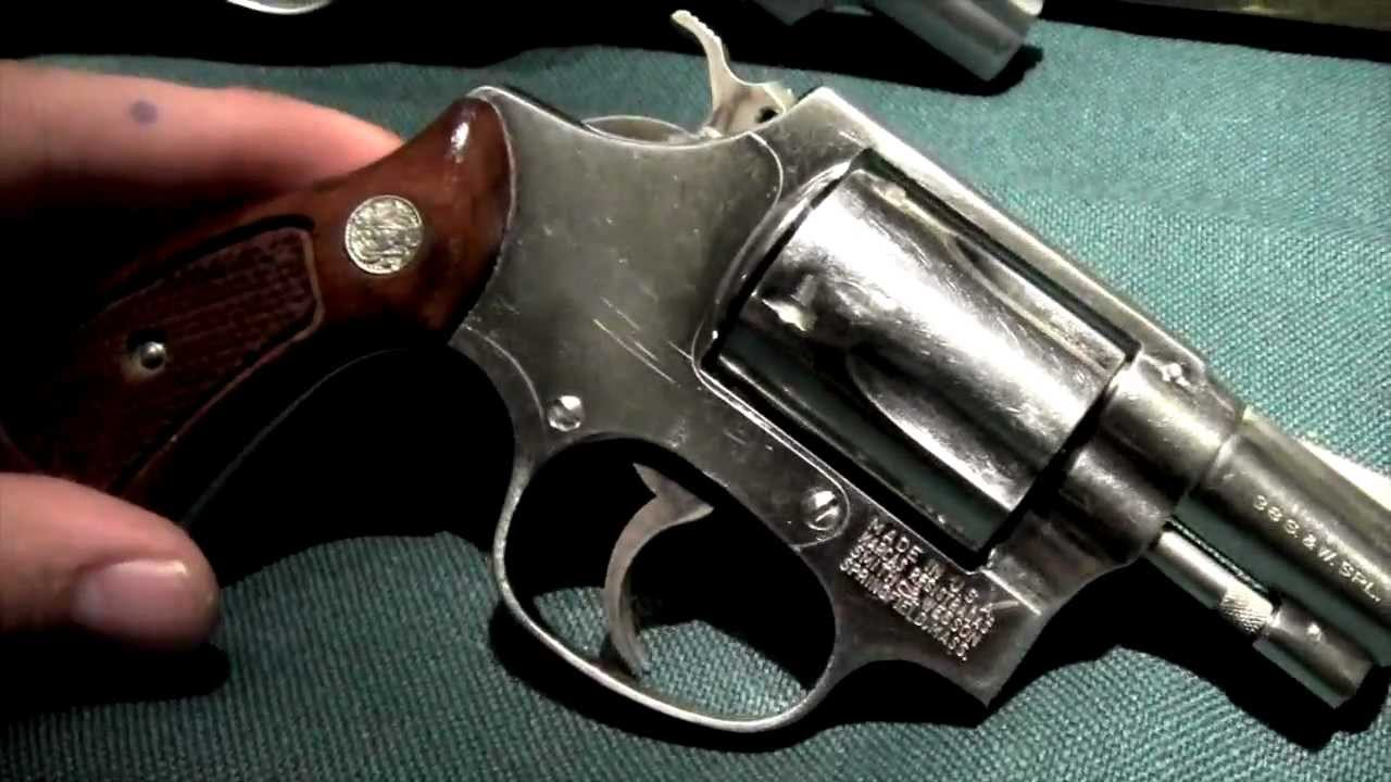 smith and wesson 22 revolver serial number database