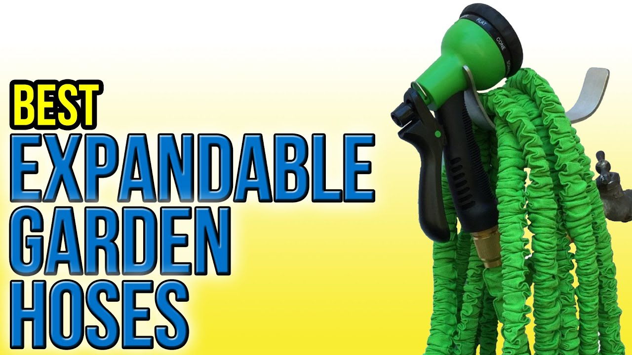 7 Best Expandable Garden Hoses 2016 YouTube