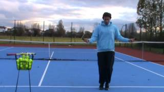 Exercices avec la corde à sauter pour le tennis