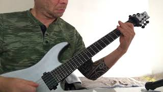 Stone Sour - Thank God Its Over ( Guitar Cover )