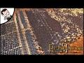 MASSIVE 20000 GONDOR v HARAD SURVIVAL BATTLE! Rise of Mordor Gameplay (Total War Attila Mod)