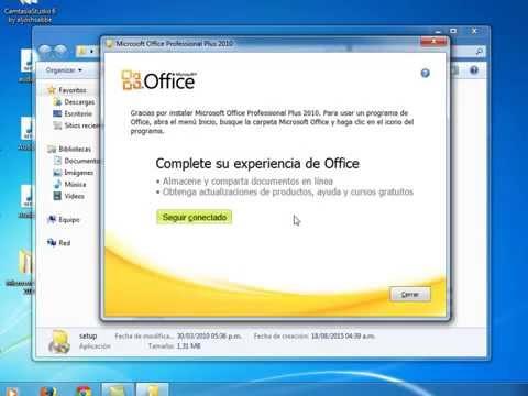 descargar keygen microsoft office 2010