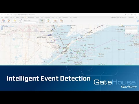 GateHouse Maritime: Intelligent Event Detection