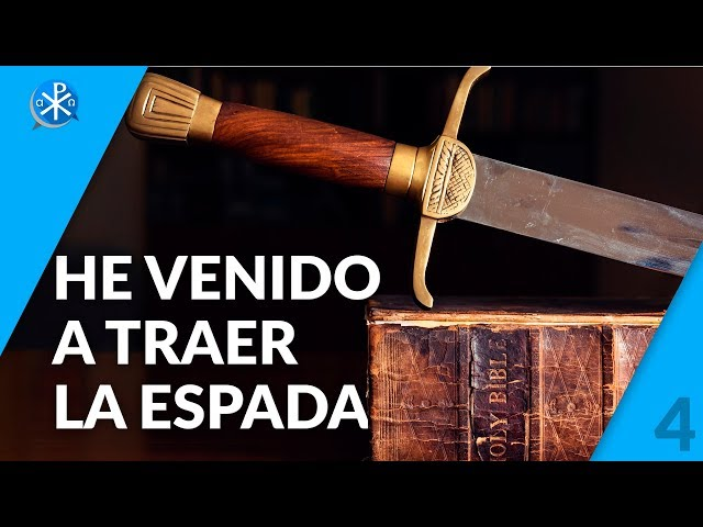 He venido a traer la espada   Perseverancia - P. Gustavo Lombardo