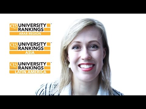 QS World University Rankings by Region 2015 - what's new?