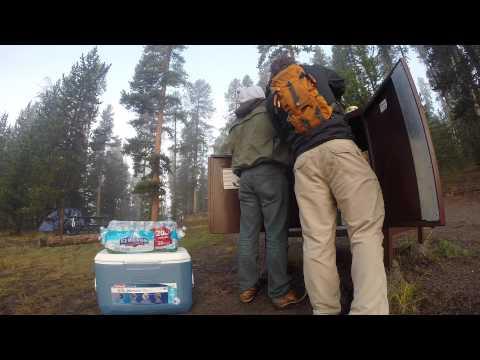Yellowstone National Park: Hiking, Fishing, and Adventuring