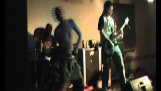 L.A.R.D.O.N. - A Reaction With A Steak Knife (reprise Magrudergrind) Live Koksijde 2011