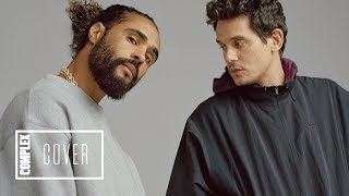 John Mayer and Jerry Lorenzo Talk Nike Air Fear of God Collab, Kanye West & More | Complex Cover