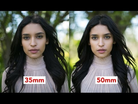 I compared the 35mm 1.4 to 50mm 1.2  + Photo Examples