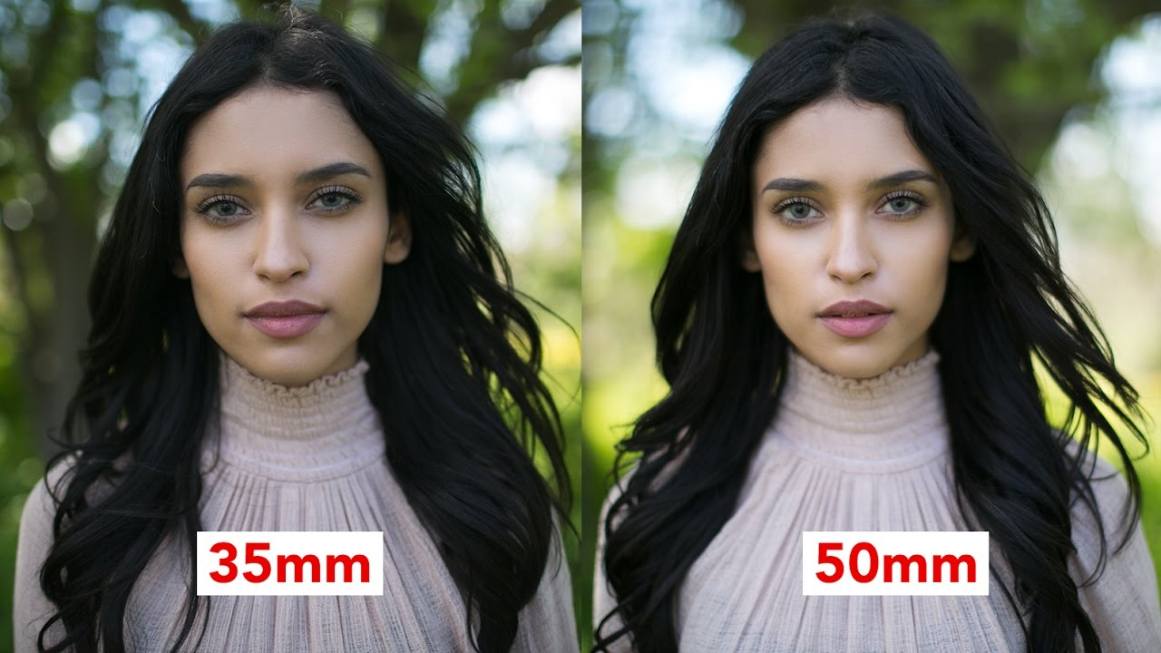 I Compared The 35mm 1 4 To 50mm 1 2 Photo Examples Youtube