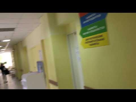 Гатчина. Детская поликлиника. Обход по врачам, день 1-й... 06.09.2017, 15:41