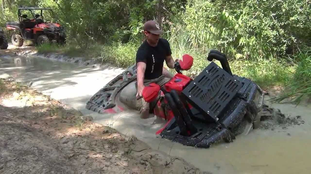 Extreme Atv Mud Riding High Lifter Off Road Park So