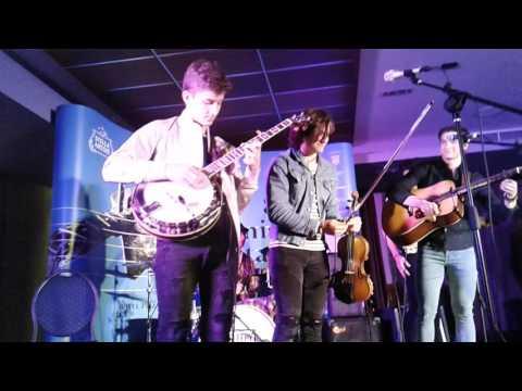 SLEEPY MAN BAND, NEW JERSEY 😀 Omiš guitar fest 2017, Europa,Croatia, first time 👍1. Song😀