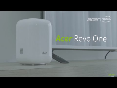 Acer Revo One – All Entertainment in One Package