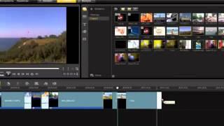 Уроки Корел. Corel VideoStudio X4. Урок 15. Переходы Хорошее качество видео уроки для начинающих