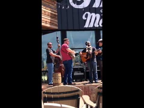 Bluegrass on the Island Pigeon Forge