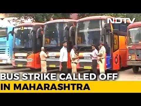 Maharashtra Transport Workers' Strike Illegal: Bombay High Court