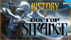 History Of Doctor Strange!