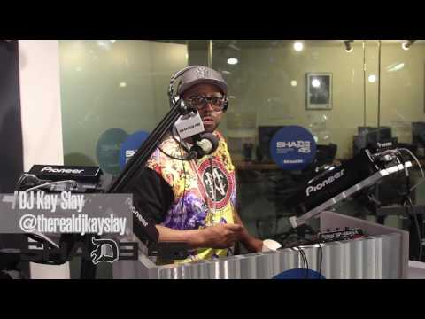 Dj Kayslay interviews Dej Loaf on Shade45 6/14/17