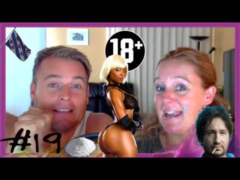 Wendy's 18+ Q&A ft. Paul! #19 -  Bobbi Eden, Geile Krulletjes, Schelden met Kanker en Meer!
