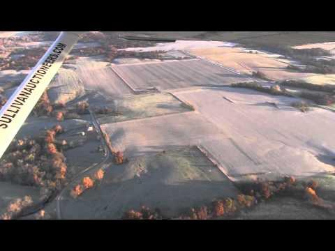 Marjorie Myers Trust Aerial Tour - Hancock County, IL