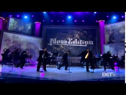 NE on BET Silver Anniversary Special