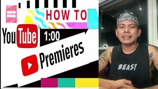 Tutorial on how to upload Premier Video on YouTube using your Phone