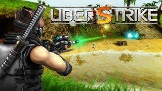 Bora jogar UberStrike (Ao vivo) - FPS gratuito