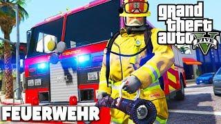 DIE BESTE FEUERWEHR MOD! - GTA 5 Deutsch - LSRD - Grand Theft Auto V