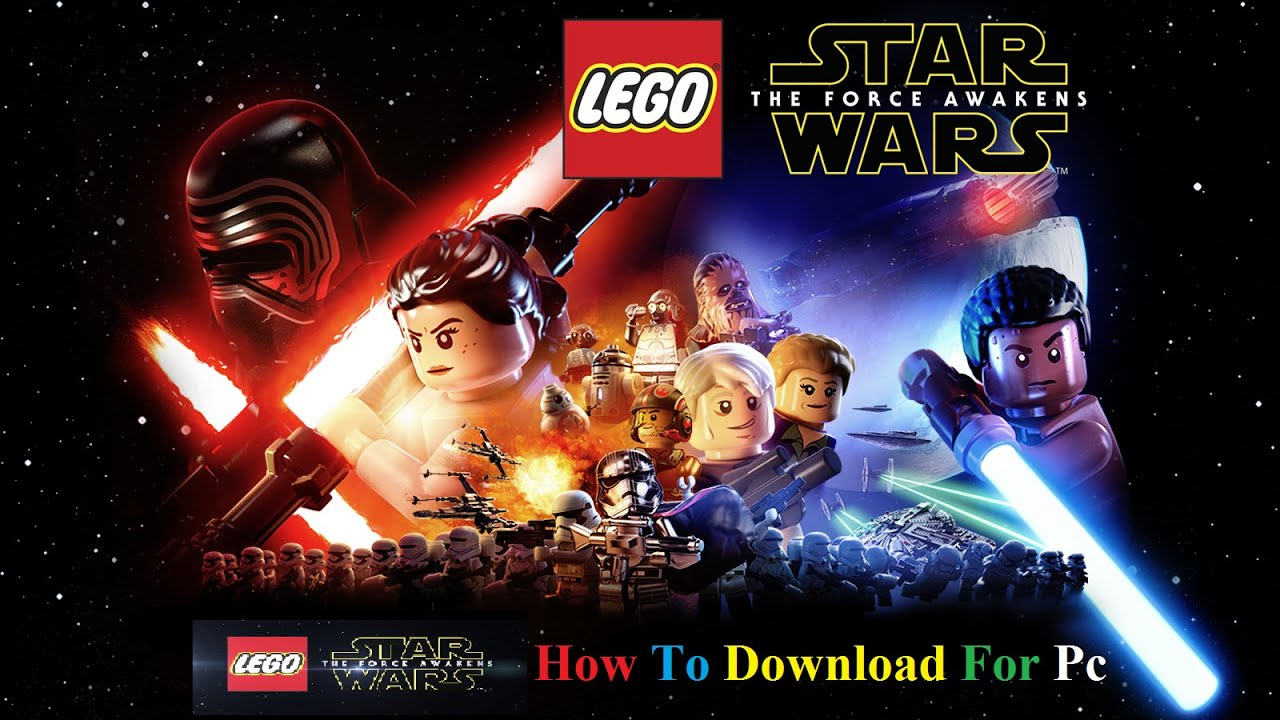 Lego star wars the force awakens |.