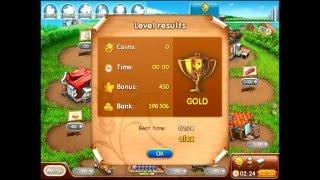 Farm frenzy 2 only GOLD (level 55) Spice street 3 Веселая ферма 2 Приправочная 3 (уровень 55)