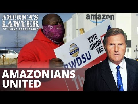 Amazonians United Founder Clashes with Tech Titan