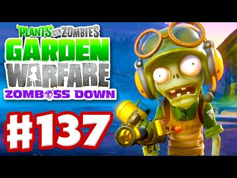 Plants vs. Zombies: Garden Warfare - Gameplay Walkthrough Part 137 - Tank Commander (Xbox One)
