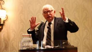 2016 Patrusky Lecture: Steven Weinberg on What's the matter with quantum mechanics?