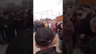 Чечне без придела Ачхой -Мартан