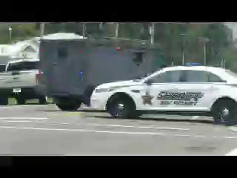 SWAT arrives at active shooting