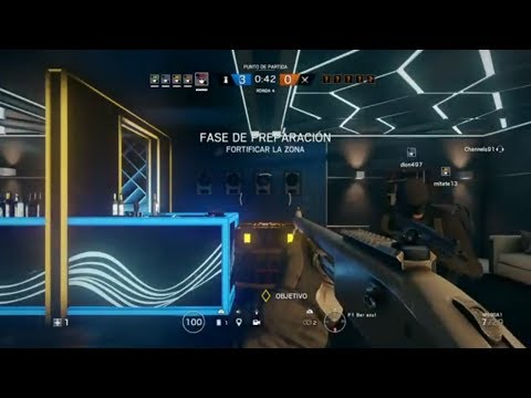 Rainbow Six Siege Directo (PS4, live stream 60fps)