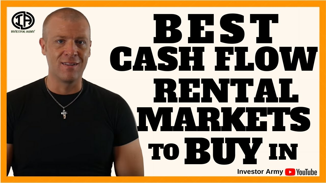 Best Cash Flow Rental Markets to Buy In