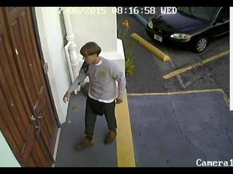 Press conference on Charleston church shooting